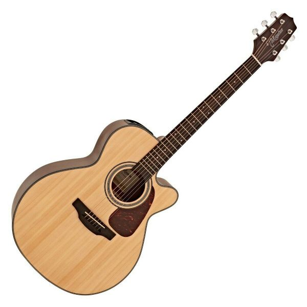 Takamine GN10CE-NS Electro Acoustic Guitar, Natural Satin - TK-GN10CE-NS